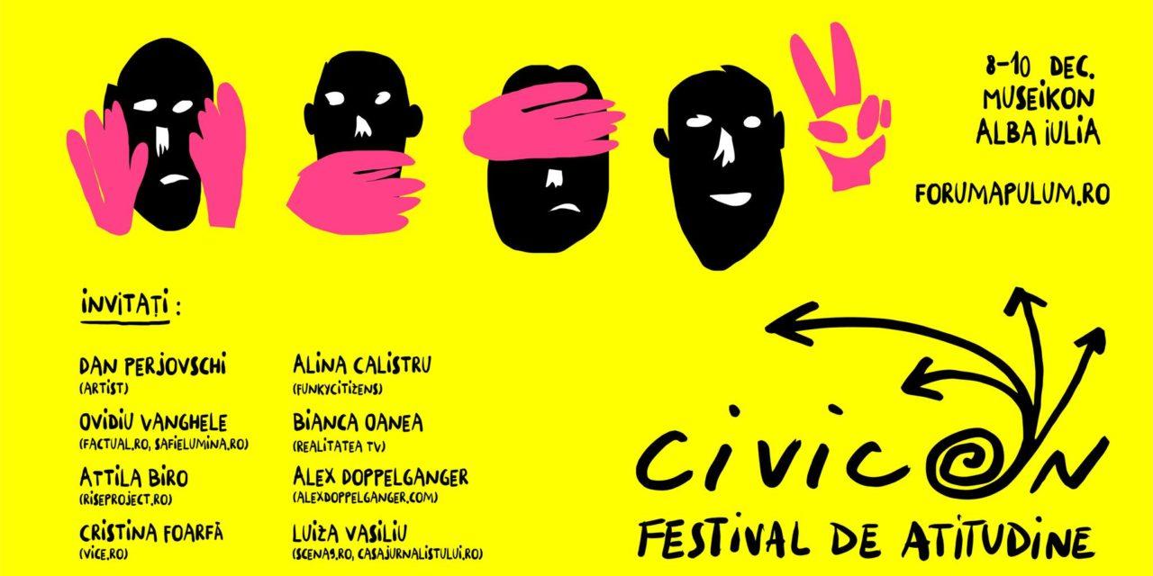 CivicOn – festival cu atitudine