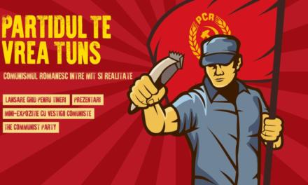Lansarea Ghidului ilustrat al comunismului românesc în București
