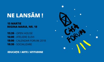 Lansare Casa Forum